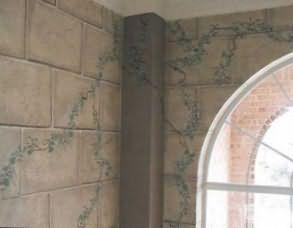 декорирование стен