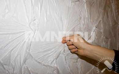 Штукатурка своими руками из бумаги