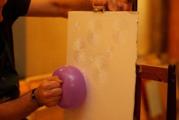 Декоративная штукатурка своими руками мастер класс видео